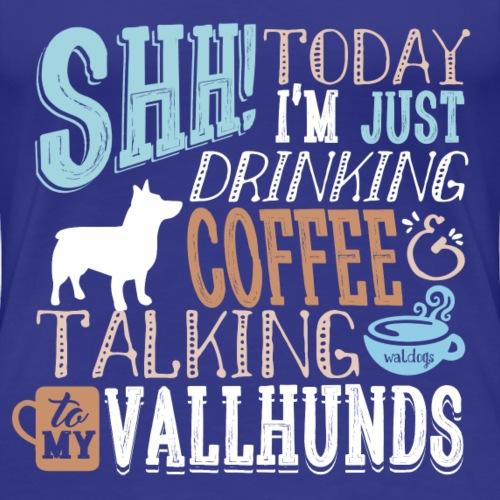 SHH Vallhund Coffee
