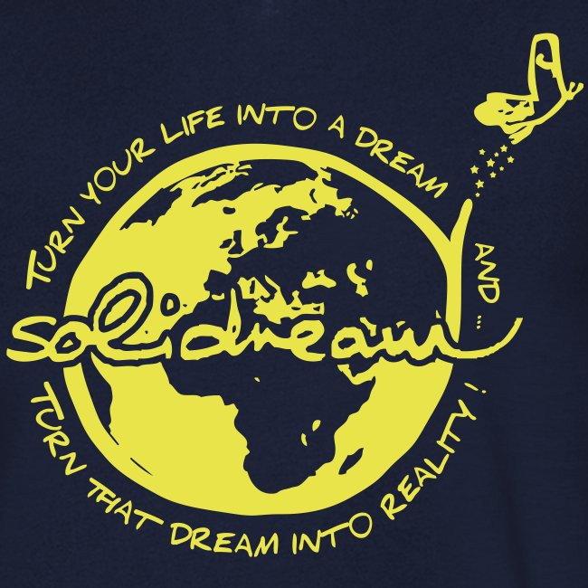T-shirt Logo Jaune