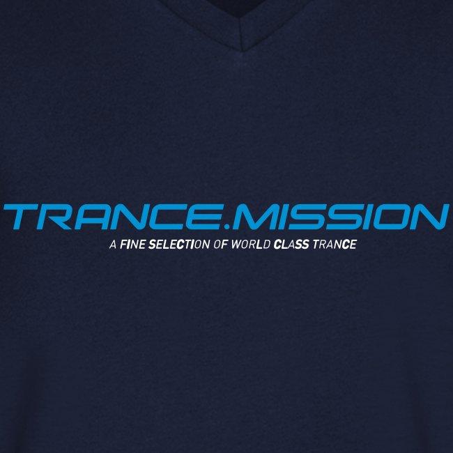 Trance.Mission (m) V cut (navy)