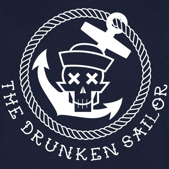 Drunken Sailor V neck - Rang Bootsmann