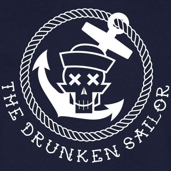 Drunken Sailor V neck - Rang Bootsmann