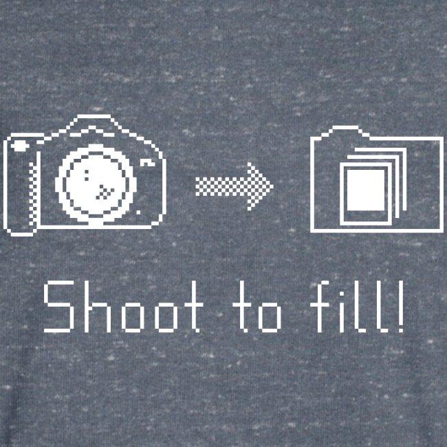 Shoot to fill V Men