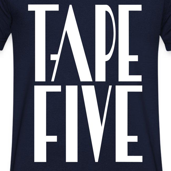 TAPE FIVE logo grande, male