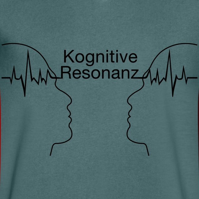 T-Shirt Kognitive Resonanz (Men)