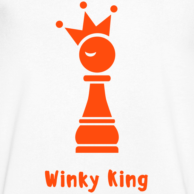 Winky Chess King Shirt