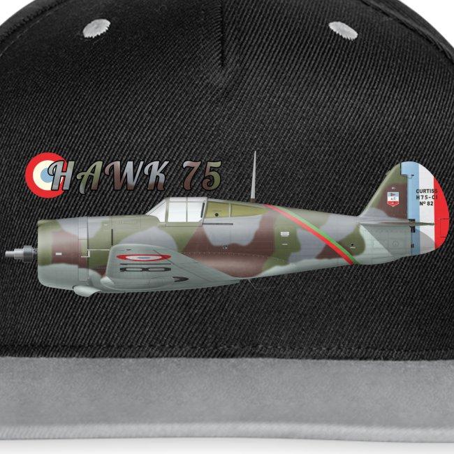 Hawk 75 cap