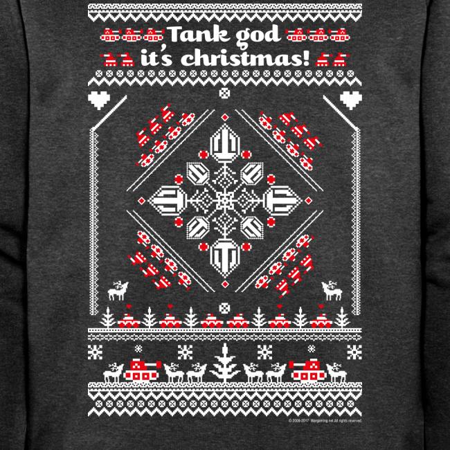 World of Tanks Ugly XMas Sweater