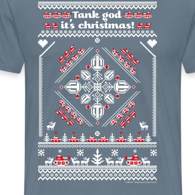 World of Tanks Ugly XMas T-Shirt