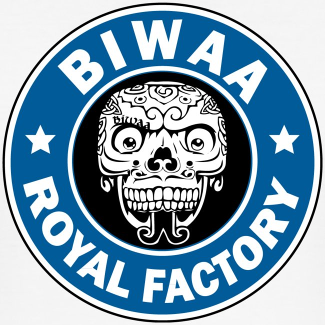 Royal Factory skull