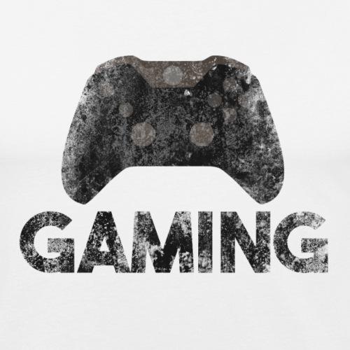 Gaming Controller Grunge
