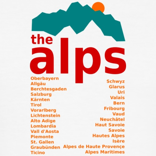 the alps five