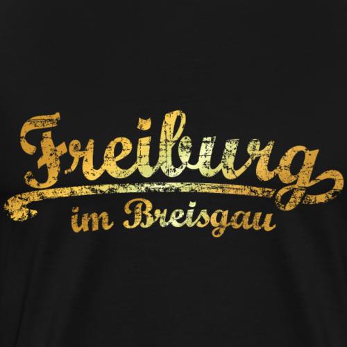 Freiburg im Breisgau Classic Vintage Gold