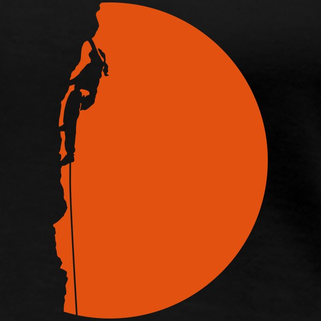 Klettererin T-Shirts