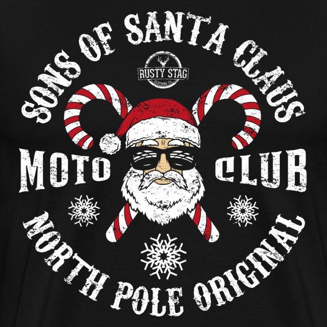 Sons of Santa Mens Tee