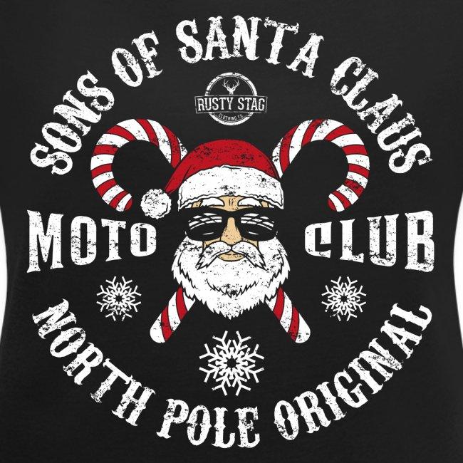 Sons of Santa Ladies Scoop Neck