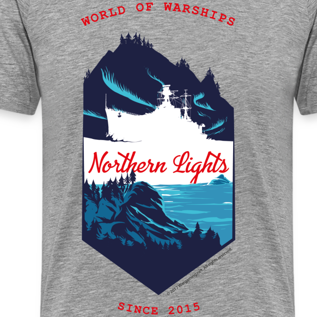 World of Warship Men T-Shirt