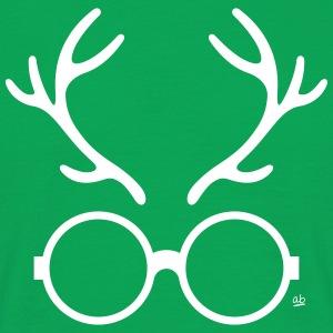 Renne à lunettes