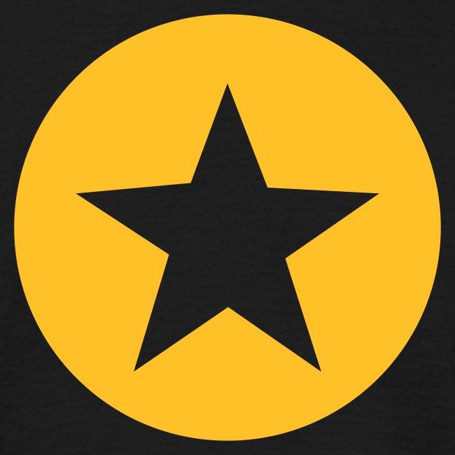 CIRCLE/STAR TEE