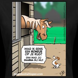 Paard & Jack Russell