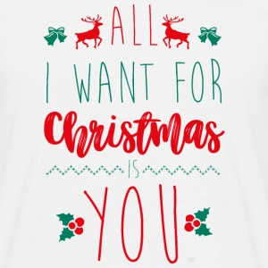 All i want for Xmas