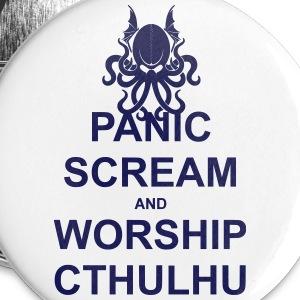 Panic Scream Worship Cthulhu