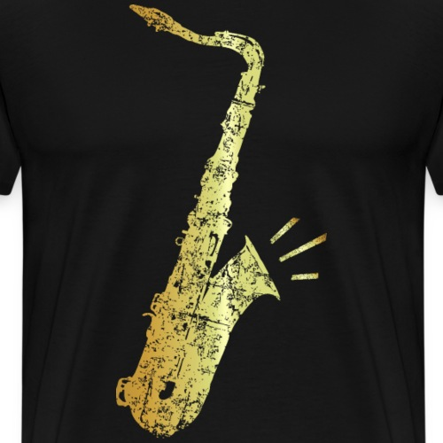 Tenor Saxophon (Antik Gold)