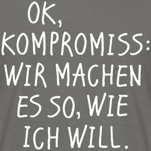 OK, Kompromiss (Weiß)