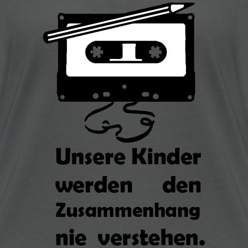 Tape Kasette Musik- Unsere Kinder
