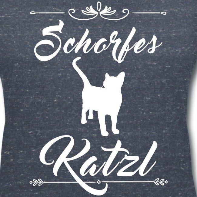 Schorfes Katzl | Frauen Tshirt V