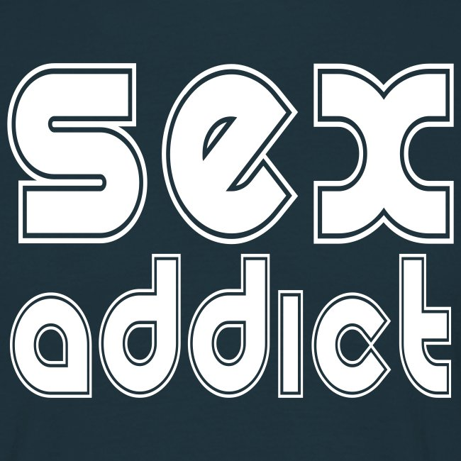 SEX ADDICT TEE