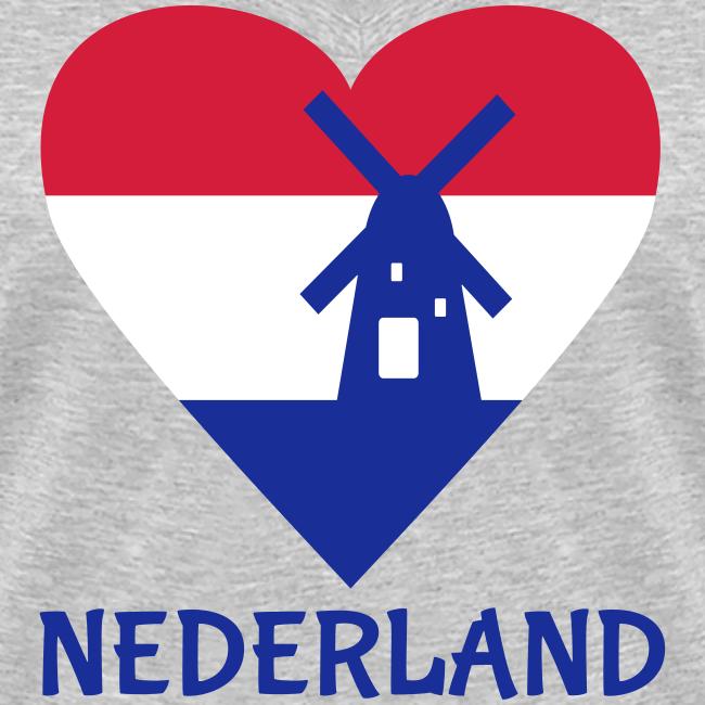 Holland Herz T-Shirts