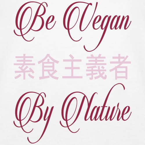 Be VEGAN By Nature