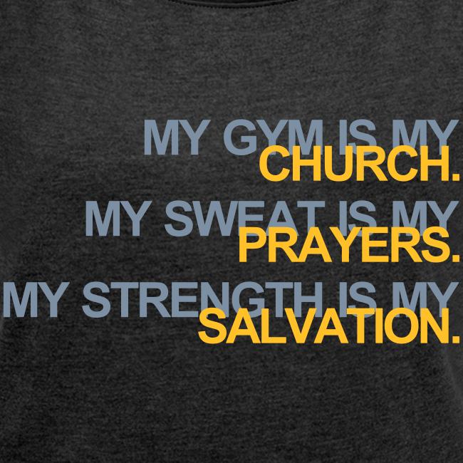 Gym is my Church