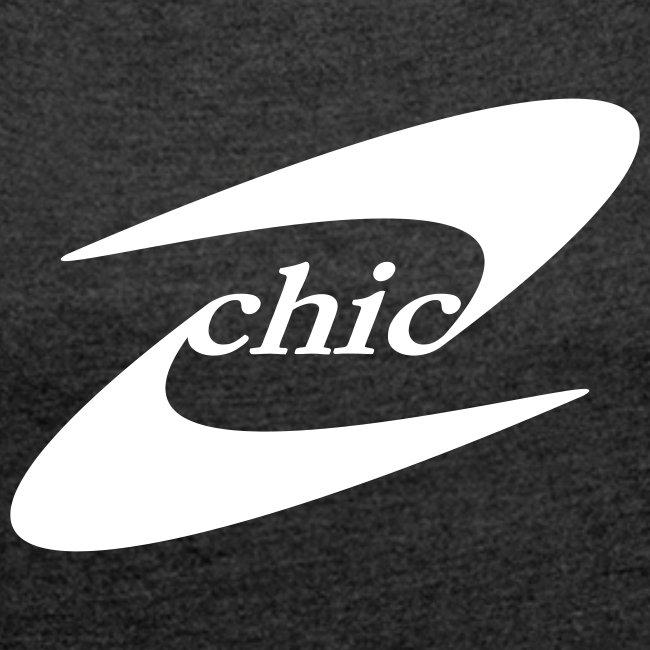 chic - Girlie Shirt schwarz