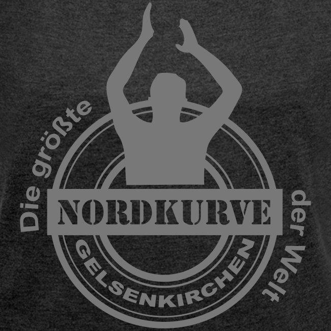 Nordkurve Logo - Damenshirt