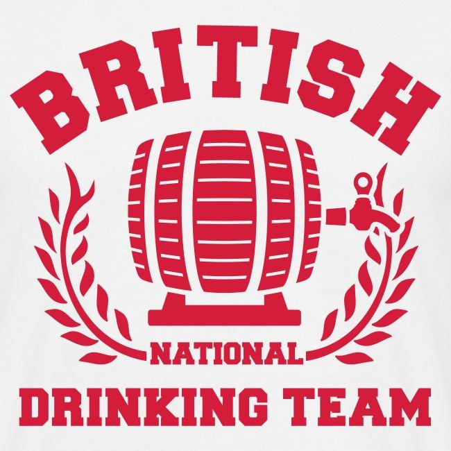 British national drinking team