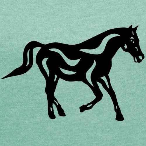 Abstraktes Pferd Heinrich
