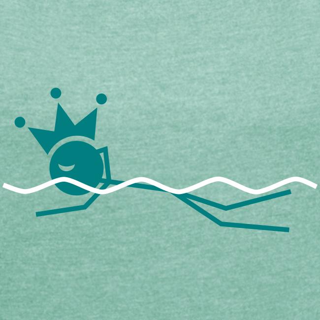 Zwemkoningin shirt
