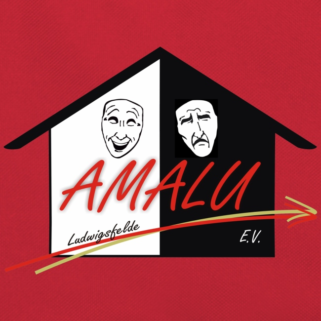 Tasche mit Amalu Logo