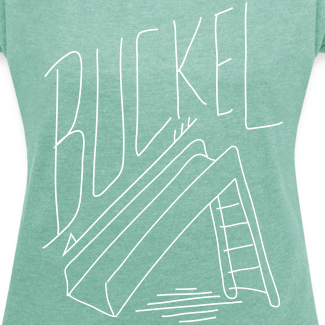 Buckel, Runter, Rutsche Girly