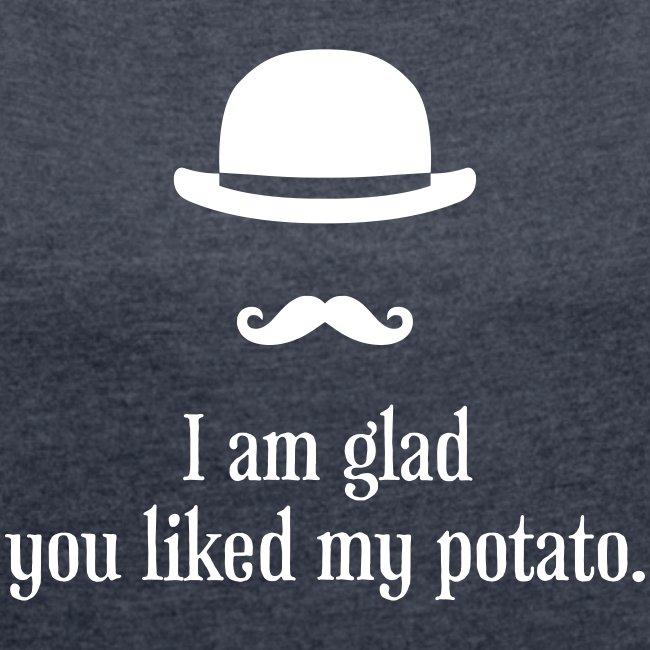 Sherlock: Like my potato.