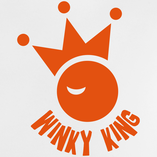 Winky King Baby T-Shirt