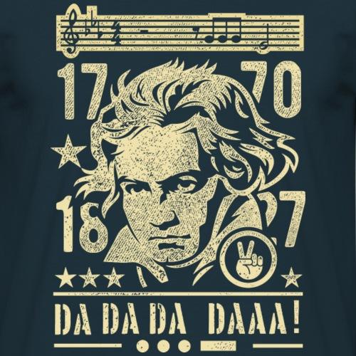 Beethoven T Shirt Design Beethovens Fünfte