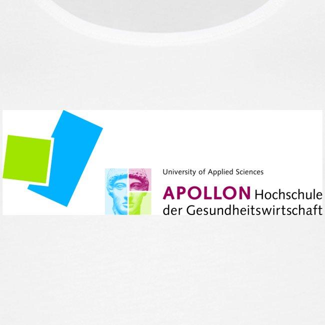 Frauen Premium Tank Top mit APOLLON Logo