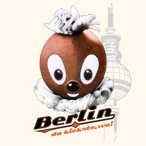 Pittiplatsch Berlin auf hell