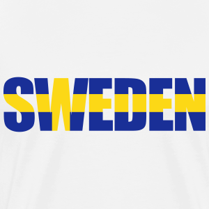 SWEDEN flaggtext