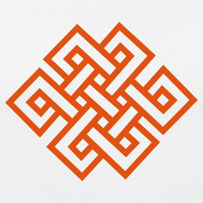 endless knot 1c + free tibet
