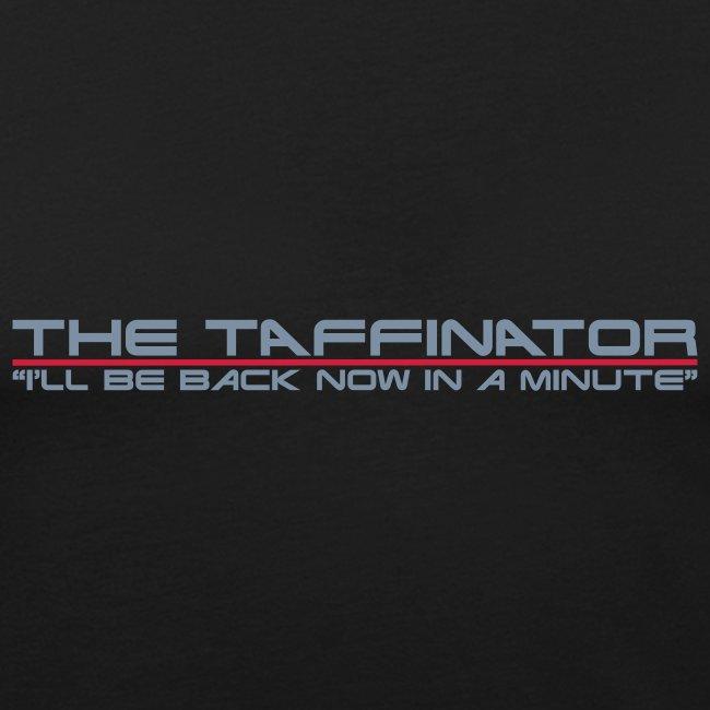 """Taffinator BLACK Slim """"Minute"""""""