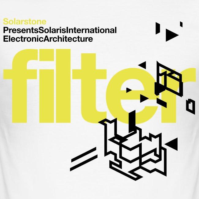 Electronic Architecture 'Filter' T-Shirt.