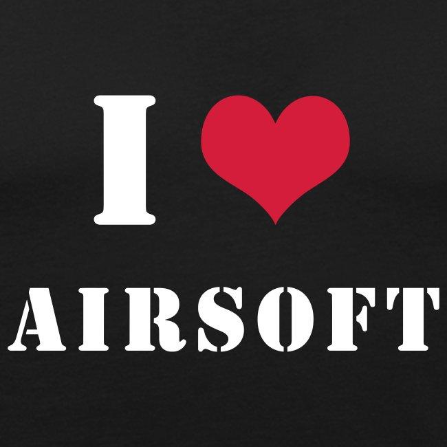 I love airsoft
